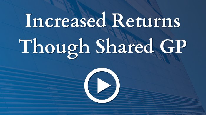 Increased Returns Through Shared GP