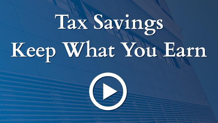 Tax Savings Before Deadline – Keep What You Earn!