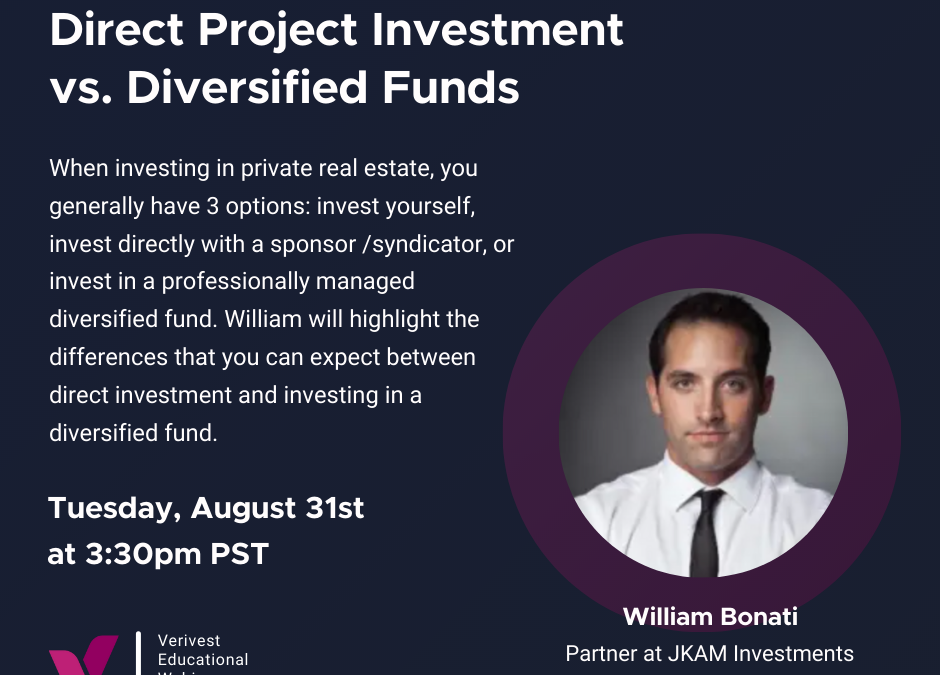 Direct Project Investment vs. Diversified Funds